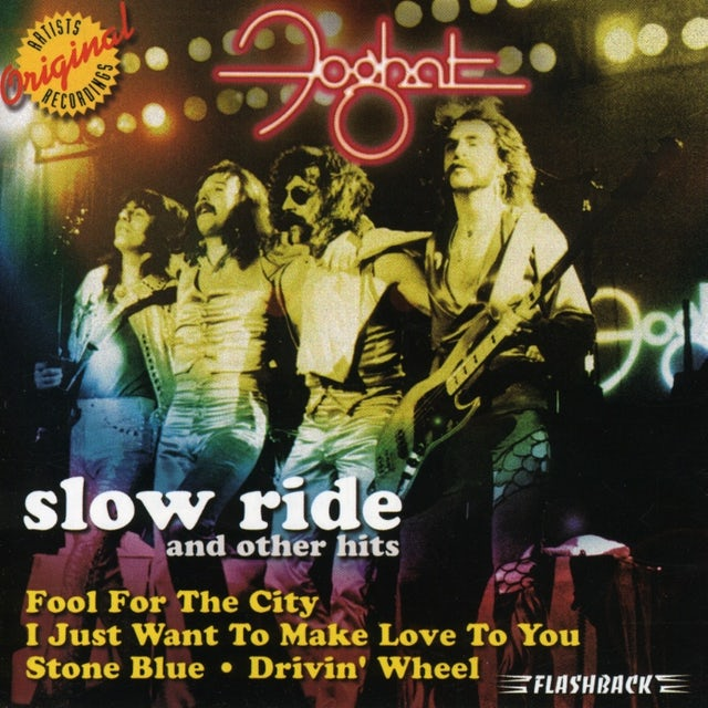 Foghat SLOW RIDE & OTHER HITS CD
