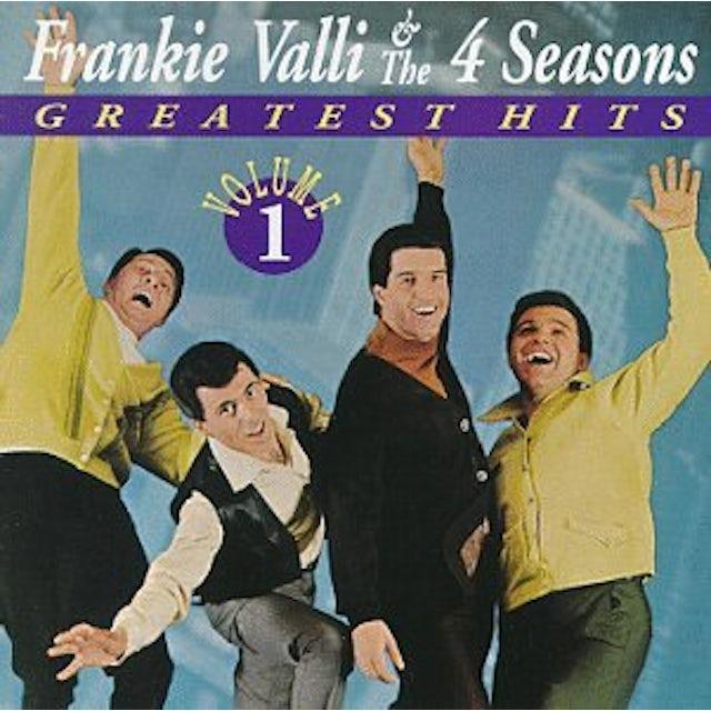 Frankie Valli & Four Seasons GREATEST HITS 1 CD