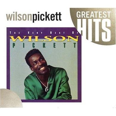 Wilson Pickett BEST OF CD