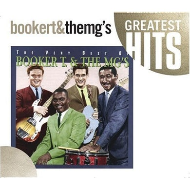 Booker T. & the M.G.'s VERY BEST OF CD