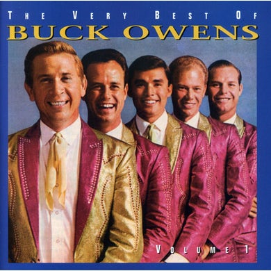 Buck Owens BEST OF 1 CD