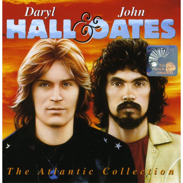 Hall & Oates ATLANTIC COLLECTION CD