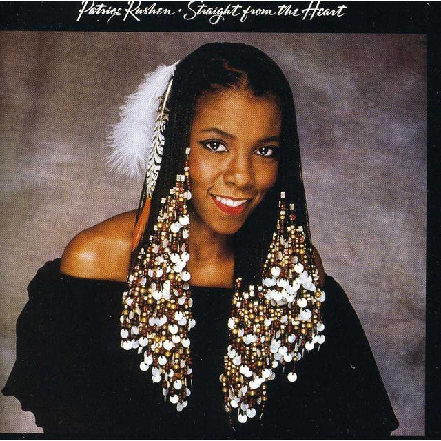 Patrice Rushen STRAIGHT FROM THE HEART CD