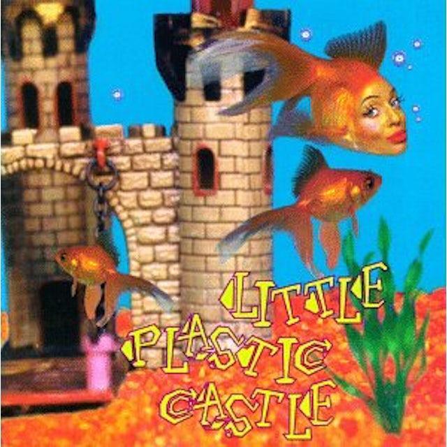 Ani Difranco LITTLE PLASTIC CASTLE CD