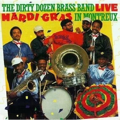 Dirty Dozen Brass Band LIVE CD