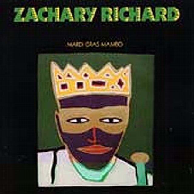 Zachary Richard MARDI GRAS MAMBO CD