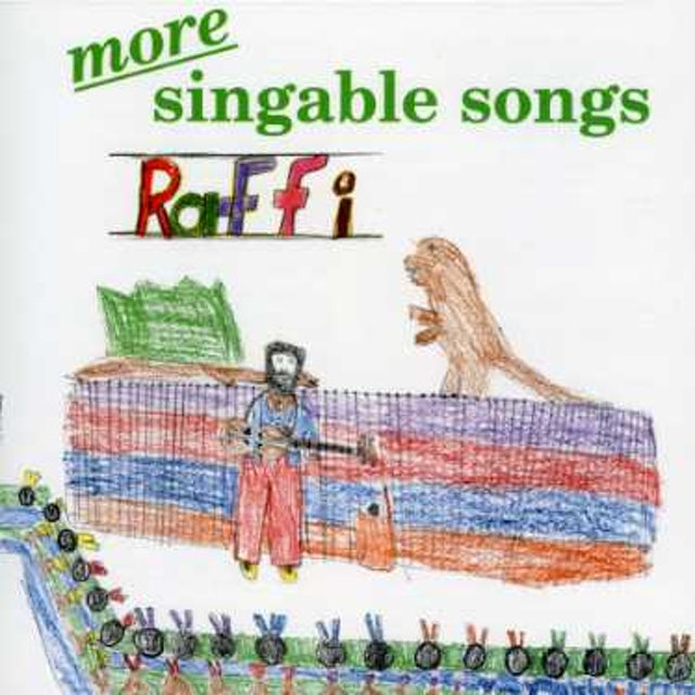 Raffi MORE SINGABLE SONGS CD