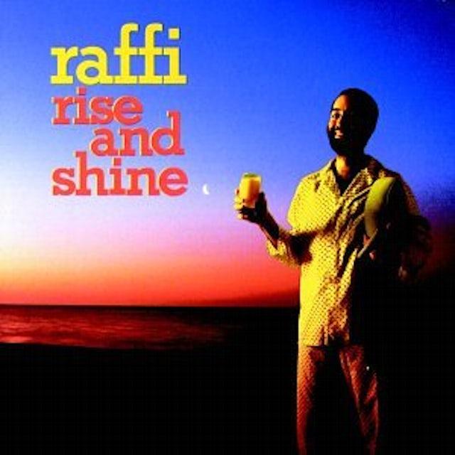 Raffi RISE & SHINE CD