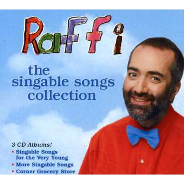 Raffi SINGABLE SONGS COLLECTION CD