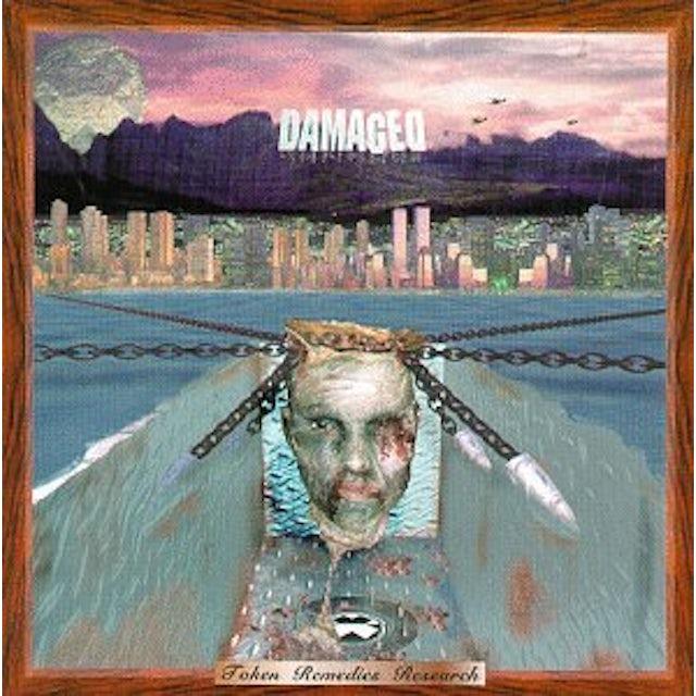 Damaged TOKEN REMEDIES RESEARCH CD