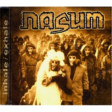 NASUM INHALE EXHALE CD