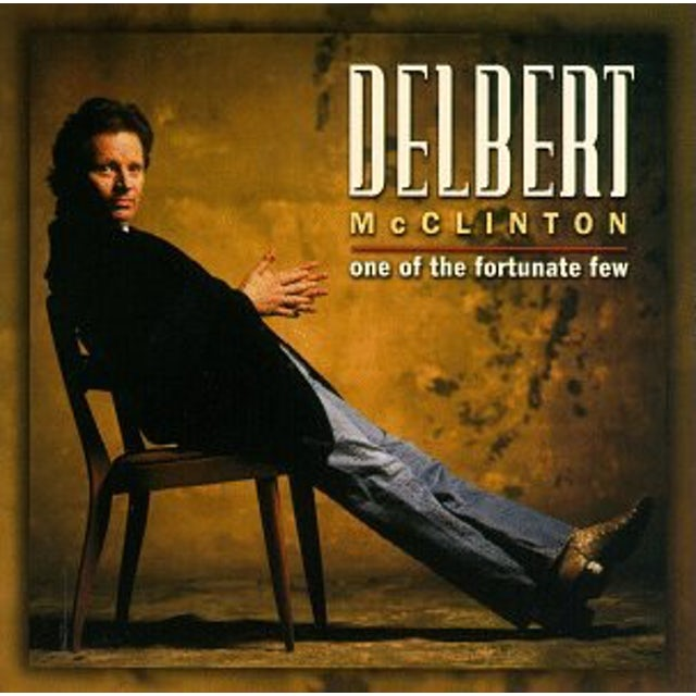 Delbert Mcclinton ONE OF THE FORTUNATE FEW CD
