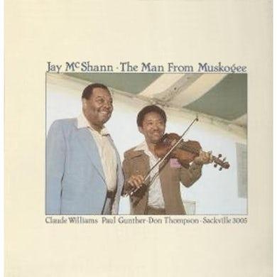 Jay McShann MAN FROM MUSKOGEE CD