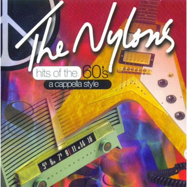 Nylons HITS OF THE 60'S - A CAPPELLA STYLE CD