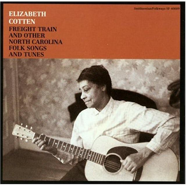 Elizabeth Cotten FREIGHT TRAIN & OTHER N.CAROLINA FOLK SONGS CD