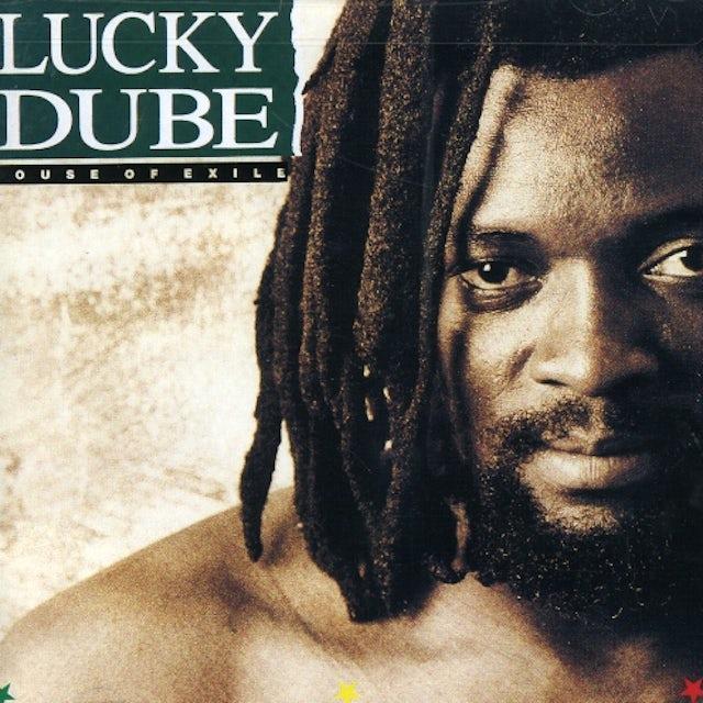 Lucky Dube HOUSE OF EXILE CD