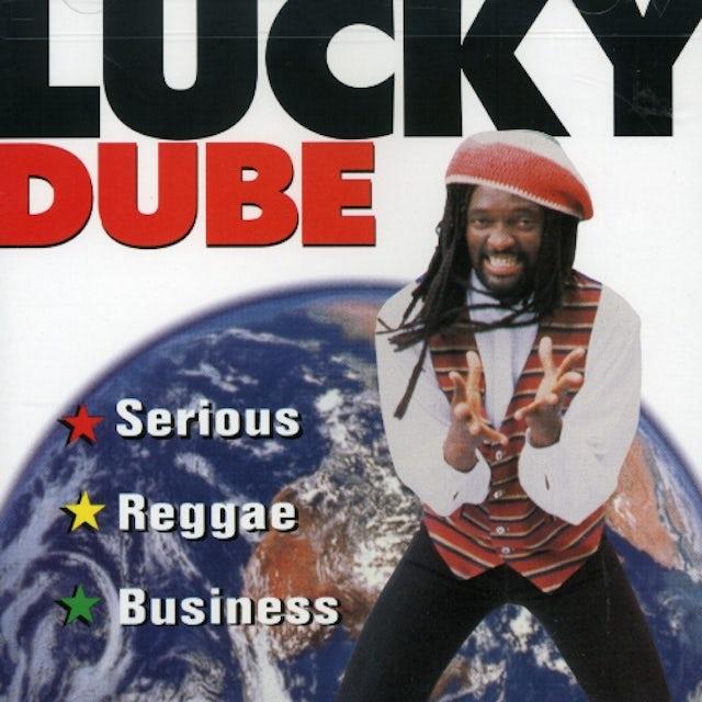 Lucky Dube SERIOUS REGGAE BUSINESS CD