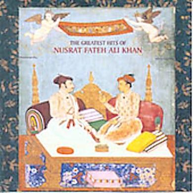 Nusrat Fateh Ali Khan GREATEST HITS CD