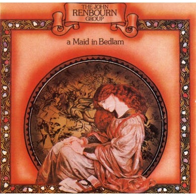 John Renbourn MAID IN BEDLAM CD