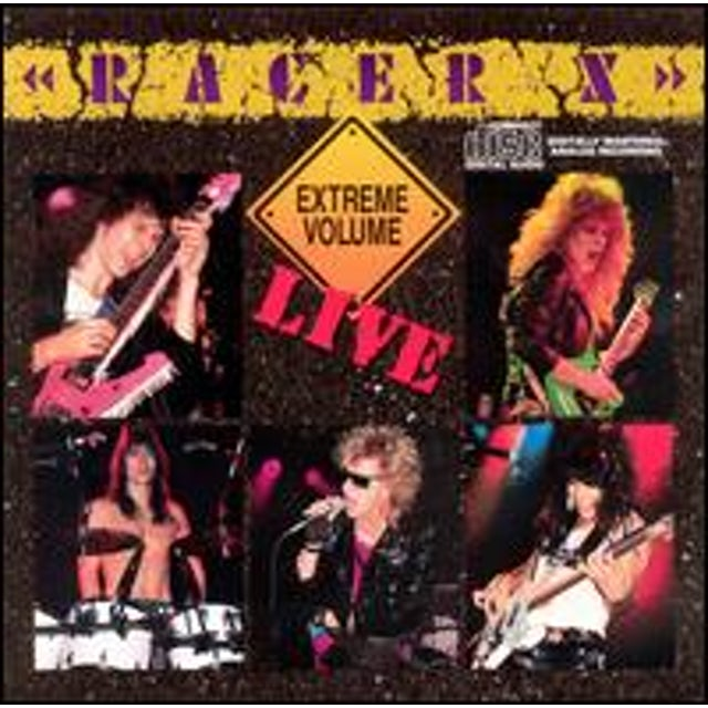 Racer X LIVE EXTREME 1 CD