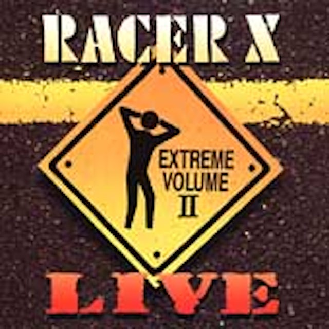 Racer X LIVE EXTREME 2 CD