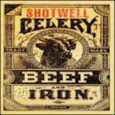 Shotwell CELERY BEEF & IRON CD
