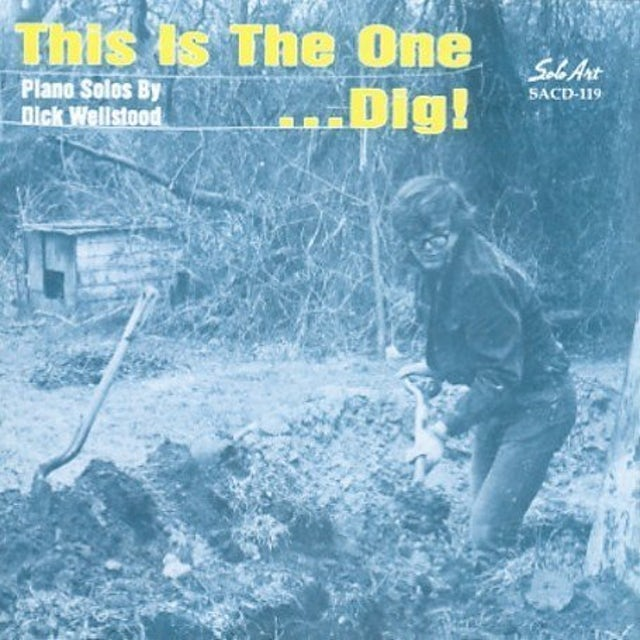 Dick Wellstood THIS IS THE ONE DIG CD