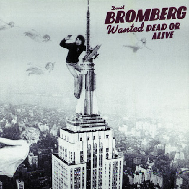 David Bromberg WANTED DEAD OR ALIVE CD