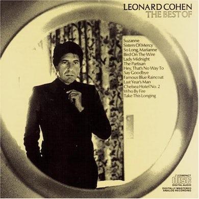 Leonard Cohen BEST OF CD