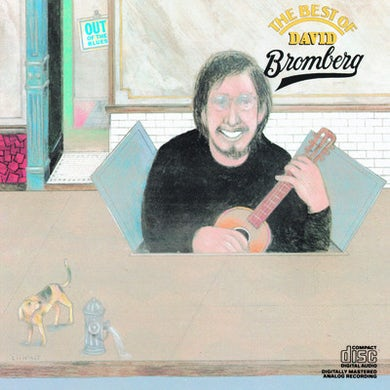 David Bromberg BEST OF: OUT OF THE BLUE CD