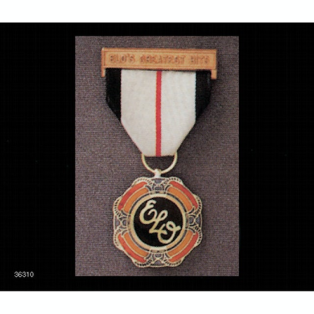 ELO (Electric Light Orchestra) GREATEST HITS CD