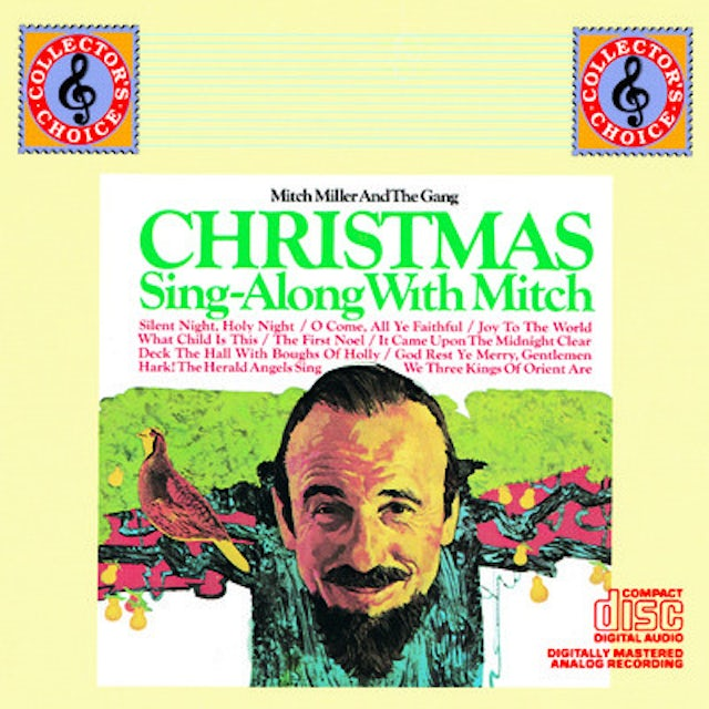 Mitch Miller CHRISTMAS SING ALONG WITH MITCH CD