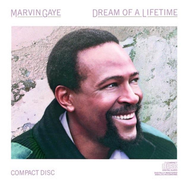 Marvin Gaye DREAM OF A LIFETIME CD