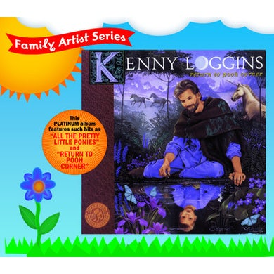 Kenny Loggins RETURN TO POOH CORNER CD