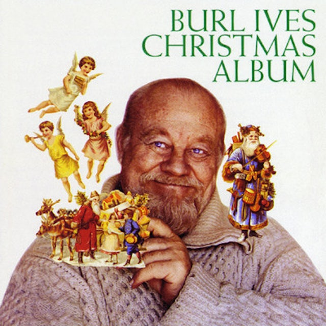 Burl Ives CHRISTMAS ALBUM CD