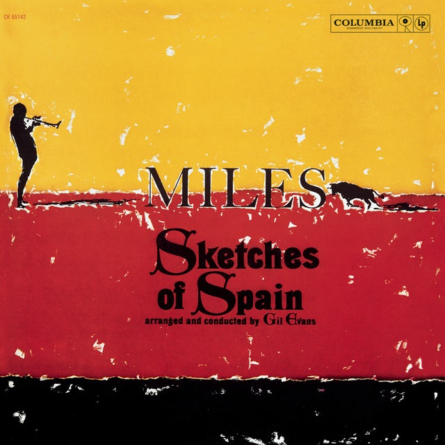 Miles Davis SKETCHES OF SPAIN CD