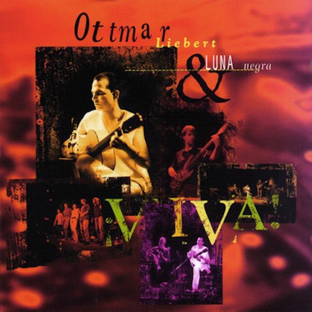 Ottmar Liebert VIVA CD