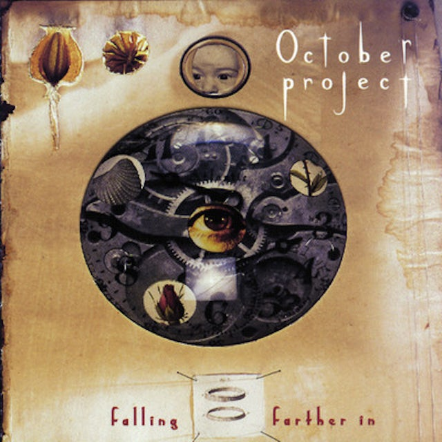 October Project FALLING FARTHER IN CD