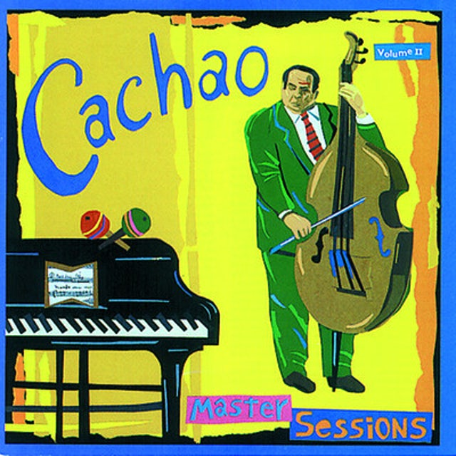 Cachao MASTER SESSION 2 CD