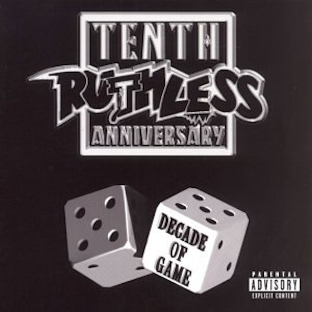 Ruthless Tenth Anniversary Compilation / Various Vinyl Record