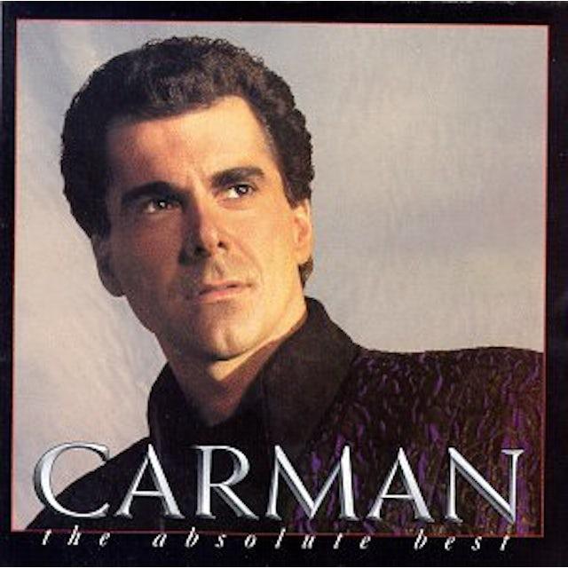 Carman ABSOLUTE BEST CD