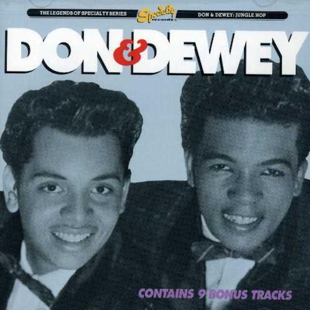 Don & Dewey JUNGLE HOP CD