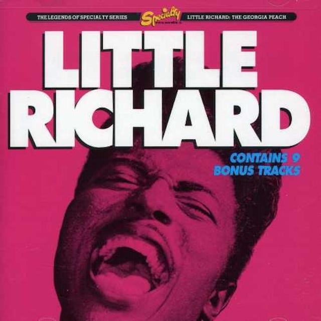 Little Richard GEORGIA PEACH CD
