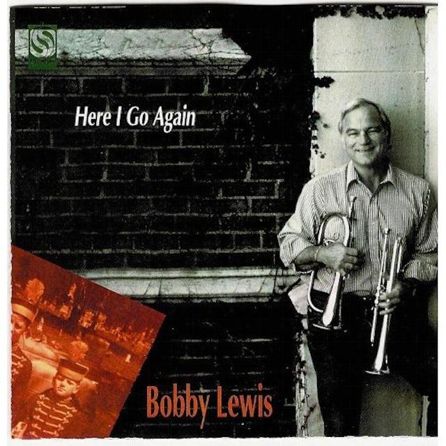 Bobby Lewis HERE I GOT AGAIN CD