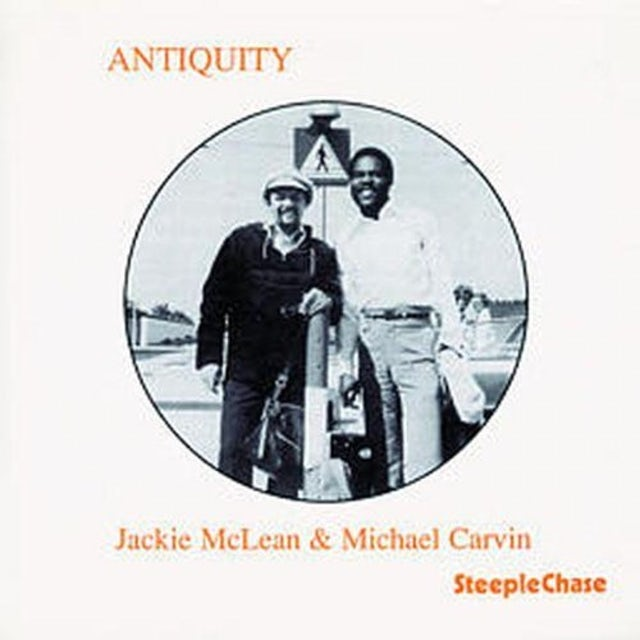 Jackie Mclean ANTIQUITY CD