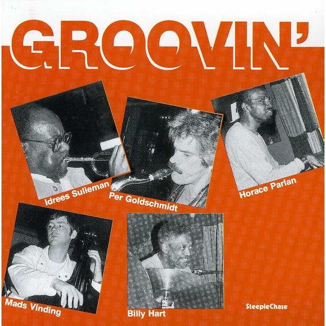 Idrees Sulieman GROOVIN CD