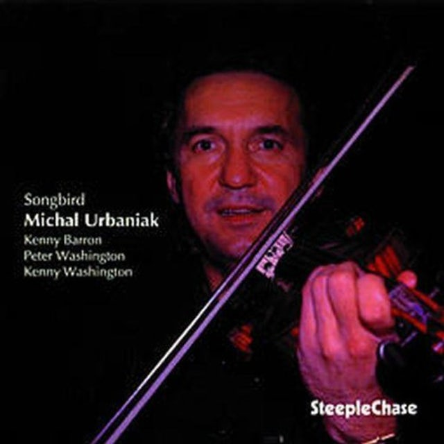Michael Urbaniak SONGBIRD CD