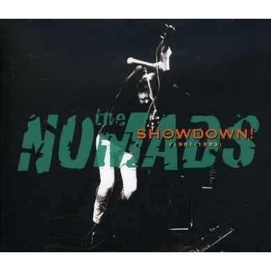 Nomads SHOWDOWN CD