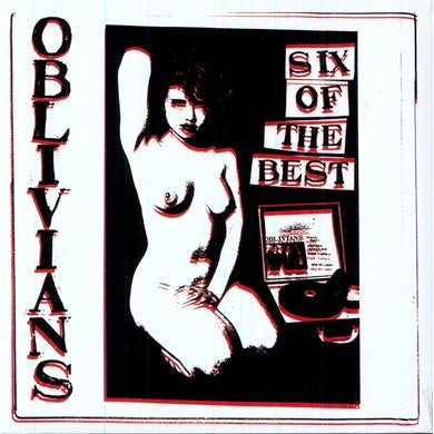 Oblivians SIX OF THE BEST Vinyl Record