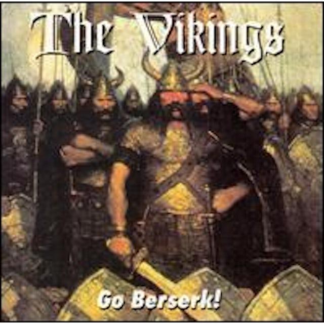 VIKINGS GO BERSERK CD